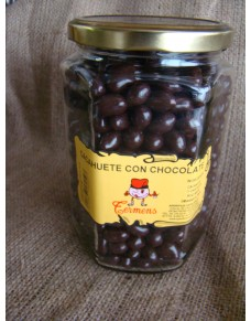 Peanuts with Chocolate jar 180gr.