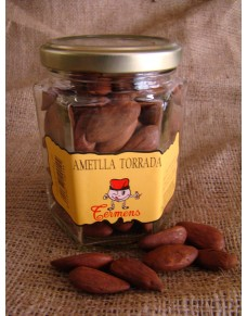 Toasted Almonds jar 140gr.