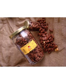 Toasted Almonds S/14 mm. jar 1 Kg.