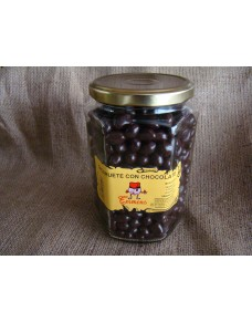 Peanuts With Chocolate jar 500gr.