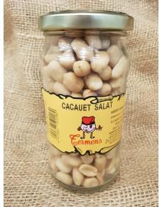 Salted Peeled Jumbo Peanut jar 180 gr.